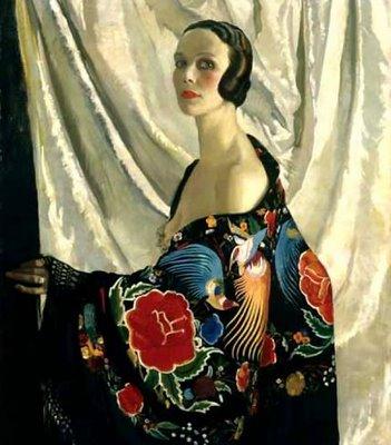 Autoportrait (1929) ©  National Portrait Gallery, Londres