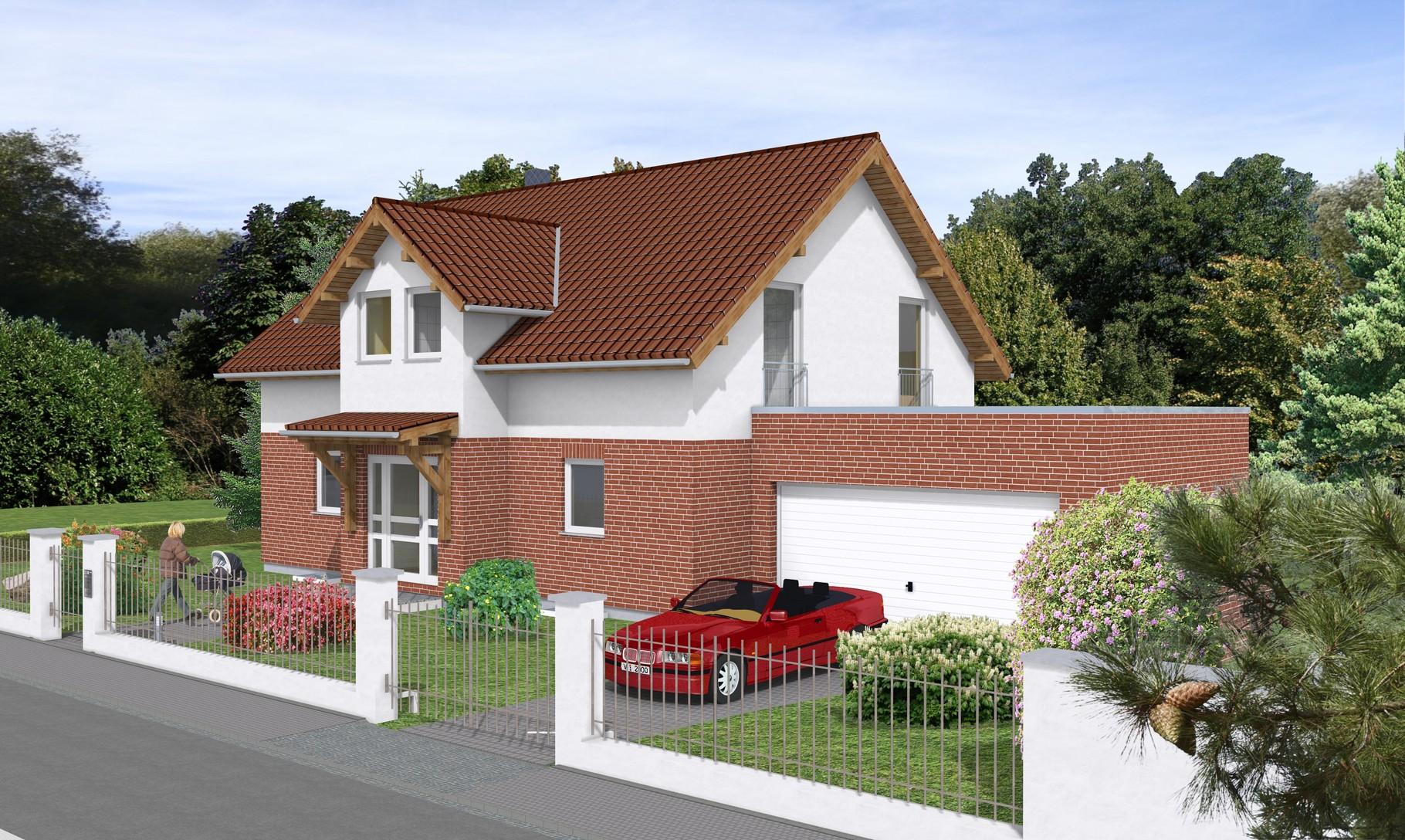 Architekturvisualisierung Für Immobilienmarketing Visualisierung