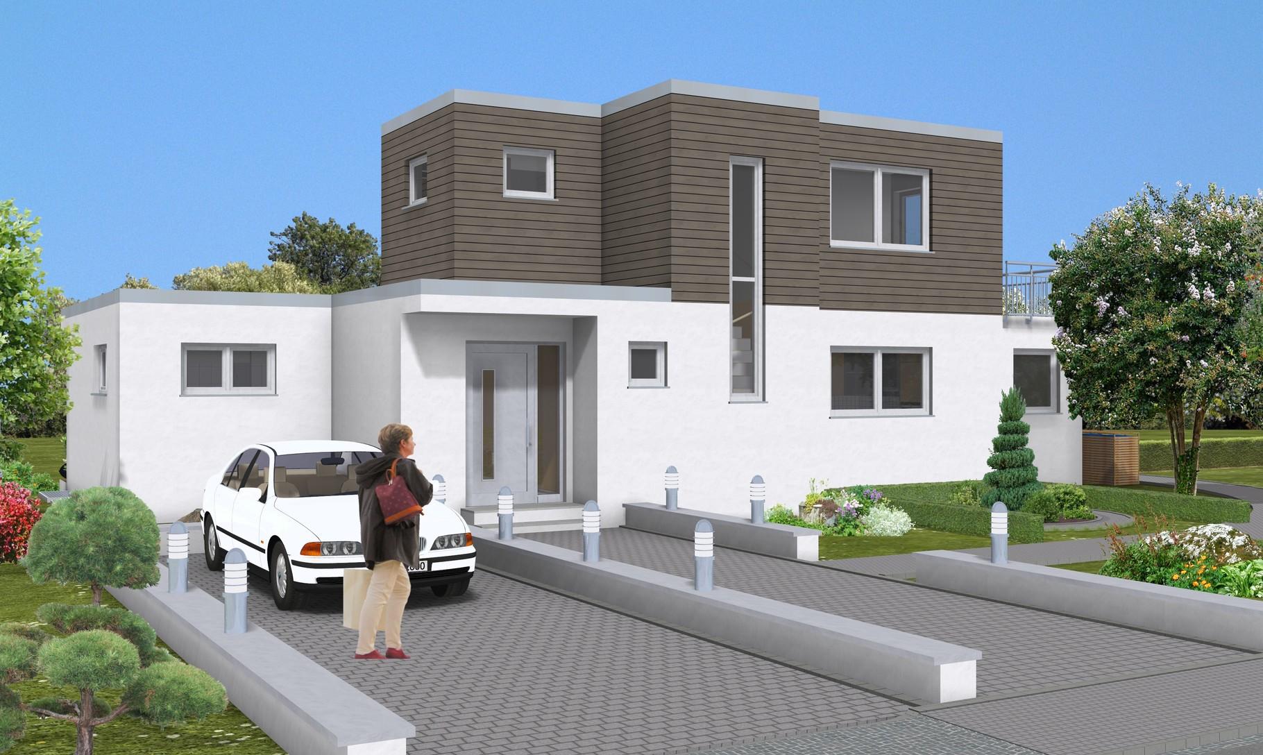 Grundrissplaner Architekturvisualisierung F 252 R Immobilienmarketing