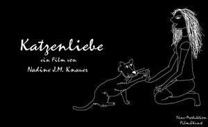 """Animationsfilm """"Katzenliebe"""" von Nadine J. M. Knauer"""