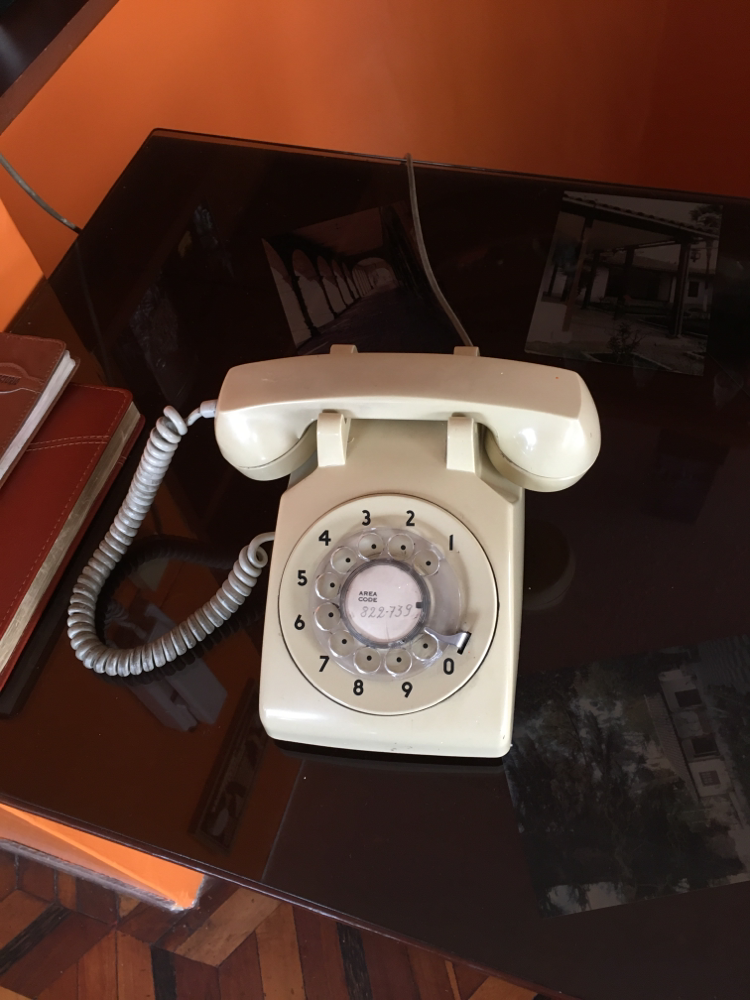 Unser Telefon