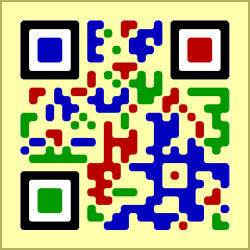 Design-Beispiel »Worms« QR-Code
