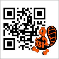 Homepage Design-QR-Code (OBI® ist ein eingetragenes Warenzeichen der OBI GmbH & Co. KG)