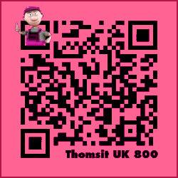 Produkt-Seite Design-QR-Code (Thomsit® ist ein eingetragenes Warenzeichen der Henkel AG & Co. KGaA)