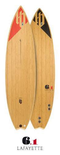 "HB-Surfkite Lafayette 6'1"""