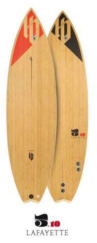 "HB-Surfkite Lafayette 5'10"""