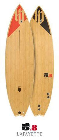 "HB-Surfkite Lafayette 5'8"""