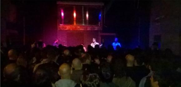 A Casa Tomada no concerto do venres pasado