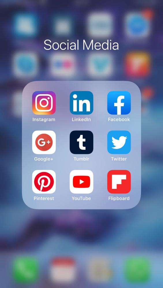 PSCC actief op internet online social media