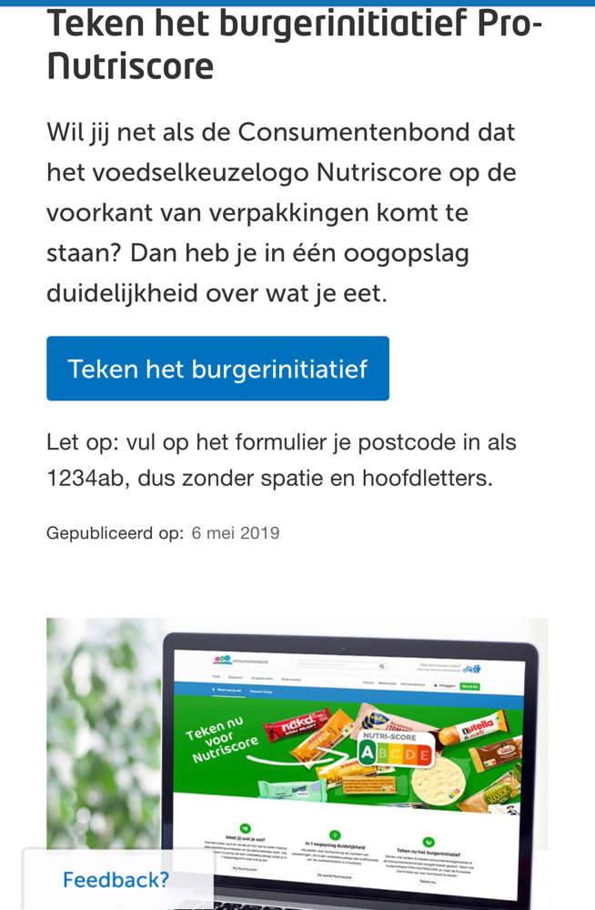 Consumentenbond.nl