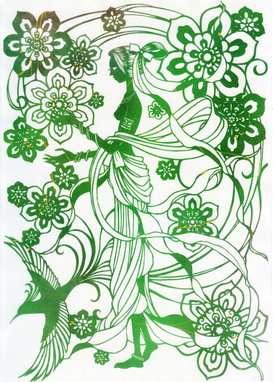 花降り #2