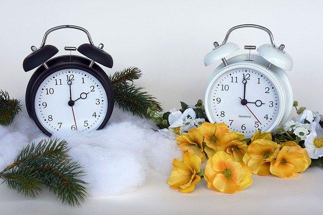 Μία ώρα μπροστά τα ρολόγια την Κυριακή