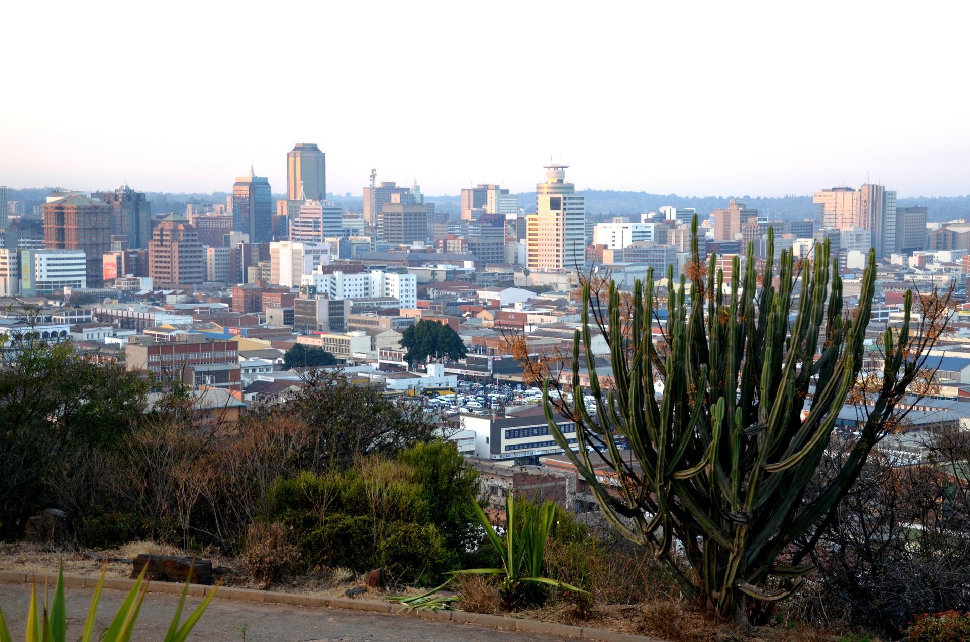 Χαράρε Ζιμπάμπουε (1996)