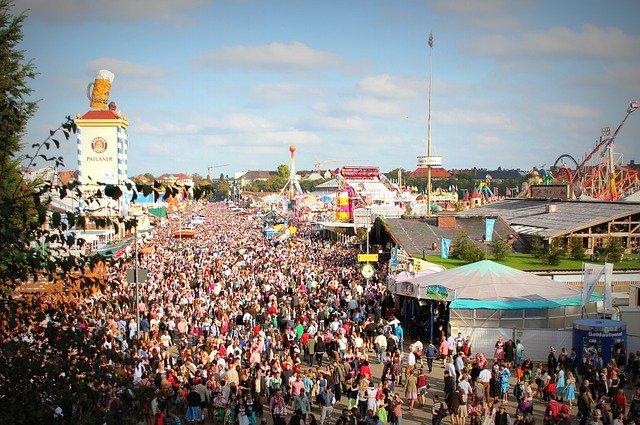 Θα γίνει φέτος το Oktoberfest ;