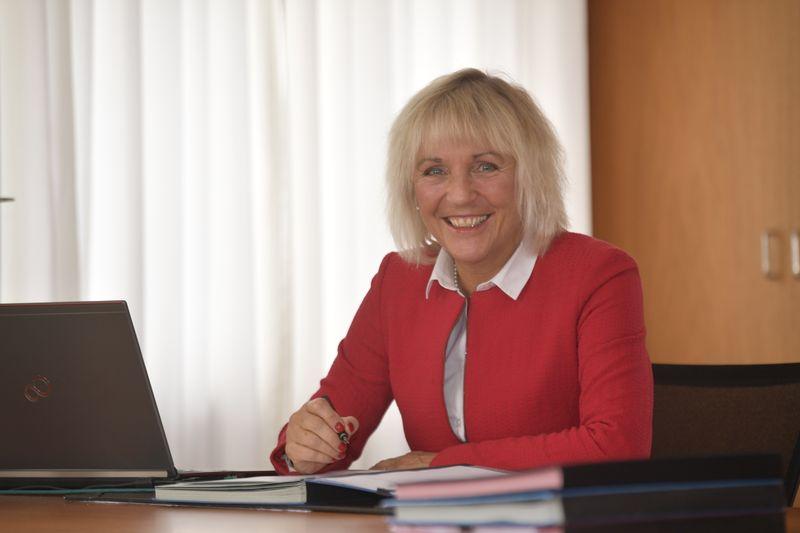 Η Δήμαρχος Gabriele Müller