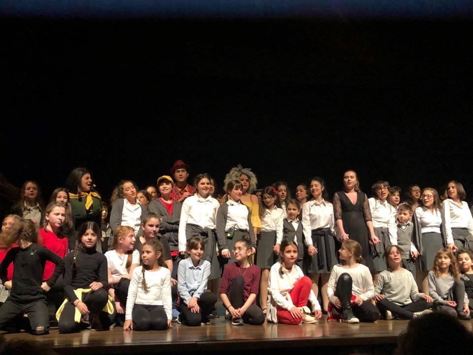 Θεατρική ομάδα Μελωδία