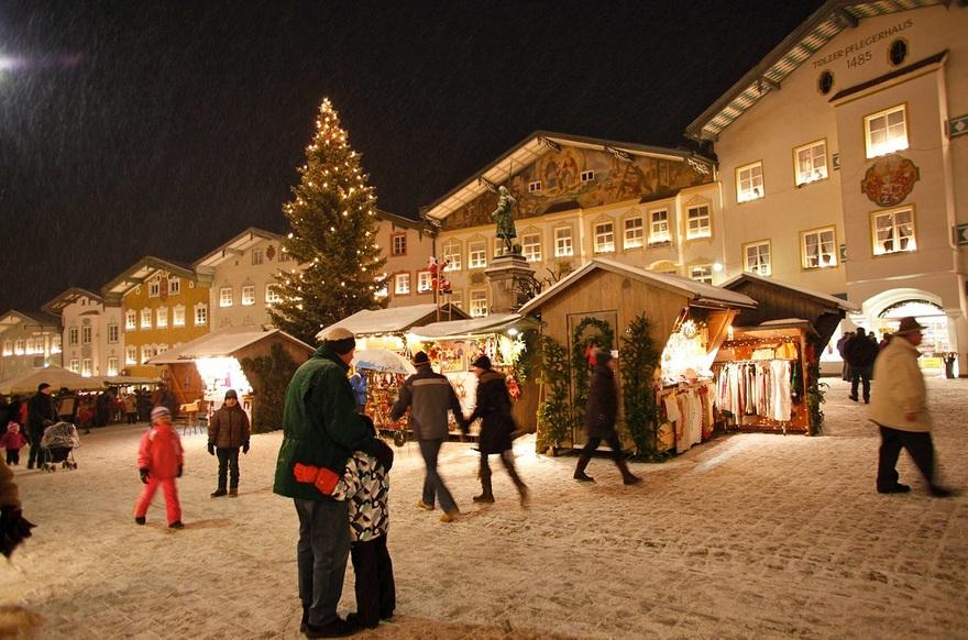 Kloster Andechs Weihnachtsmarkt.Ta 24 Xristoygenniatika Pazaria Sto Monaxo Kai Sta Perixwra