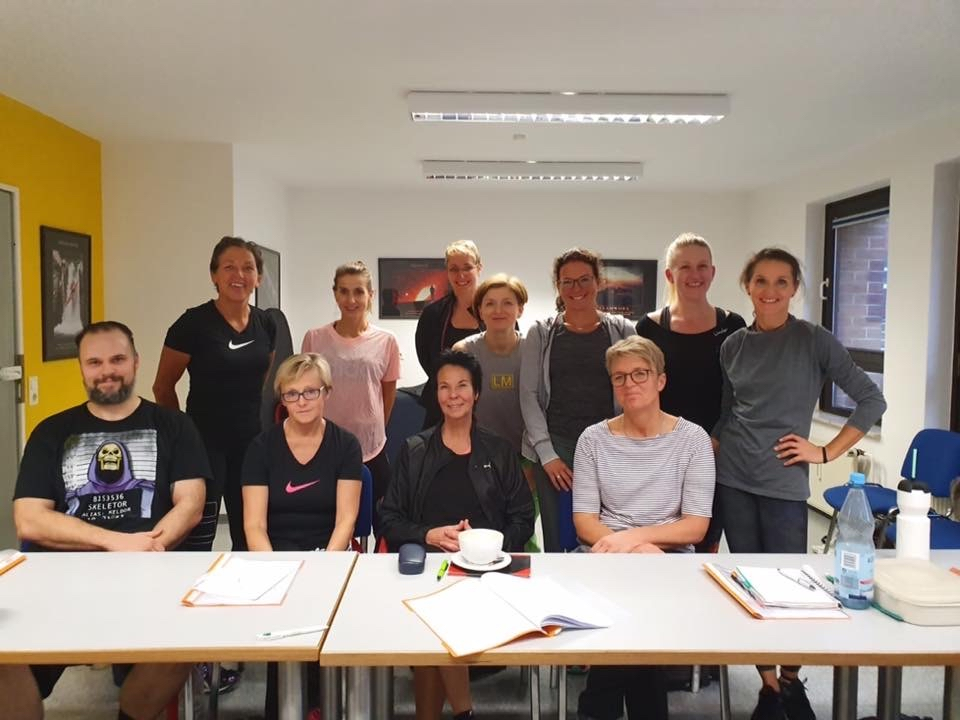 Reha Sport Fortbildung Münster 2019