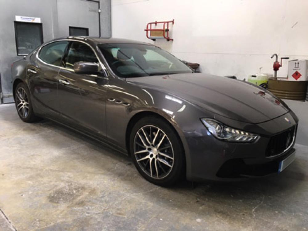 Maserati Ghibli | Precision Paint Wellington