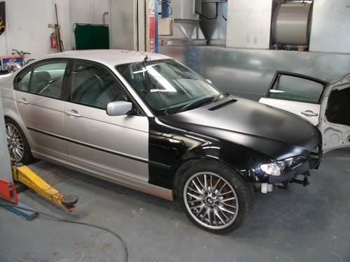 BMW body repair, Precision Paint, Wellington, Somerset