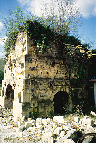 les forges de Cuzorn