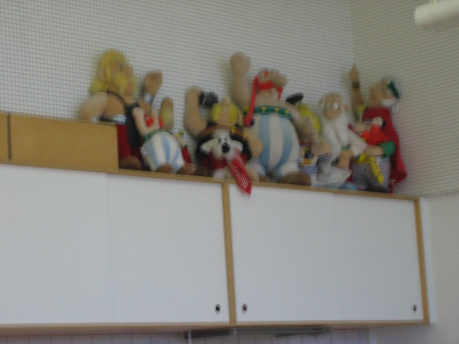 Asterix und Obelix