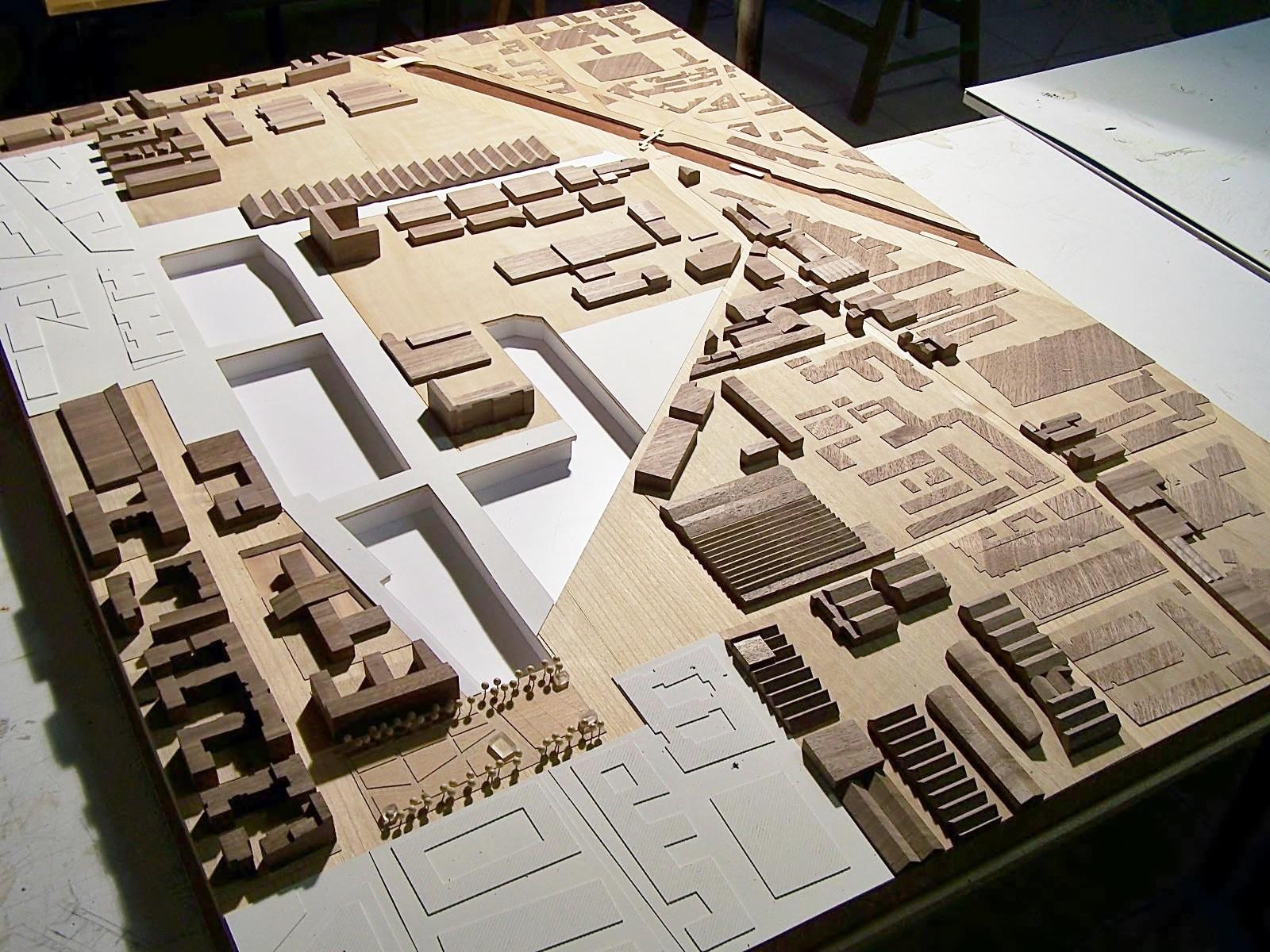 Client: Paris-Aubervilliers    Projet: Campus Condorcet E : 1 / 1 000