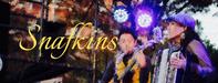 アコーディオンジャズ「Snafkins」公式ウェブサイト