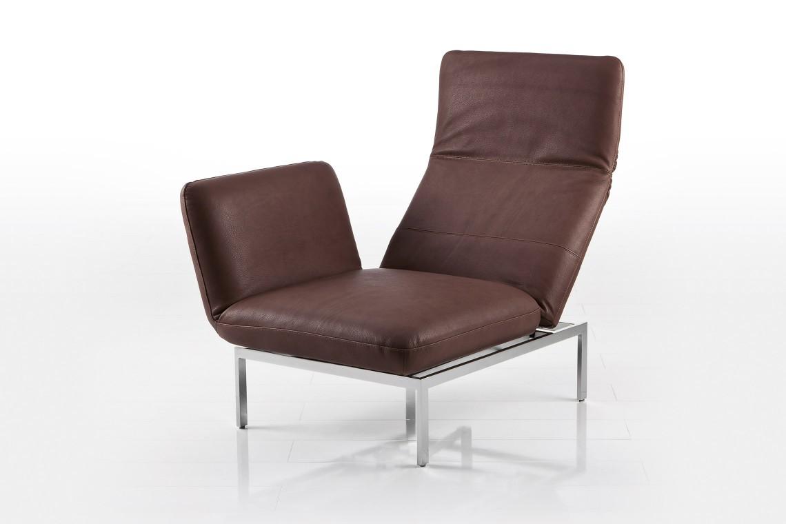 Sessel brühl roro lounge position Hochlehner