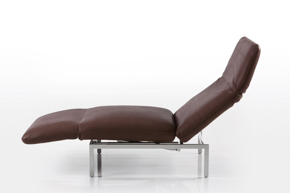Sessel brühl roro relax position von der Seite