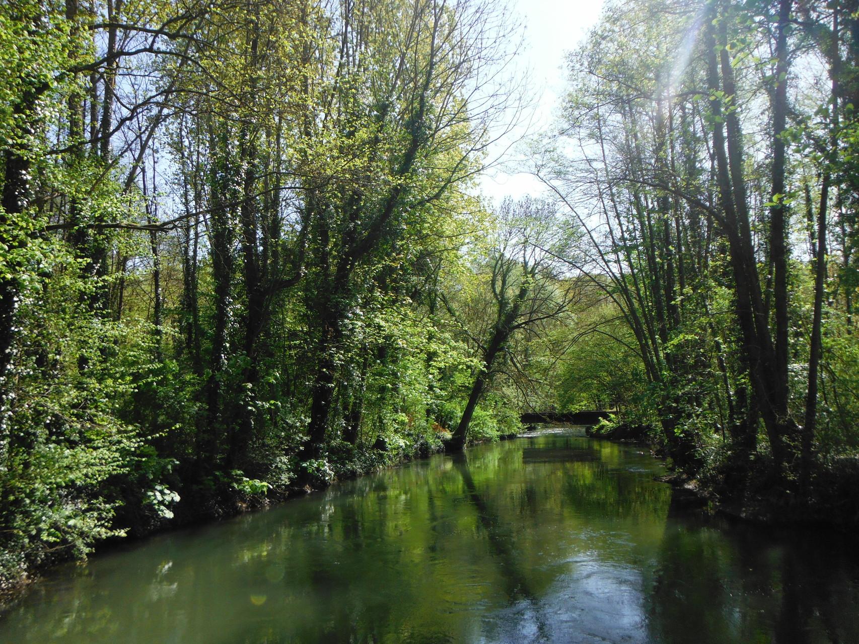 Pont Noir, Saint Vaast les Mello