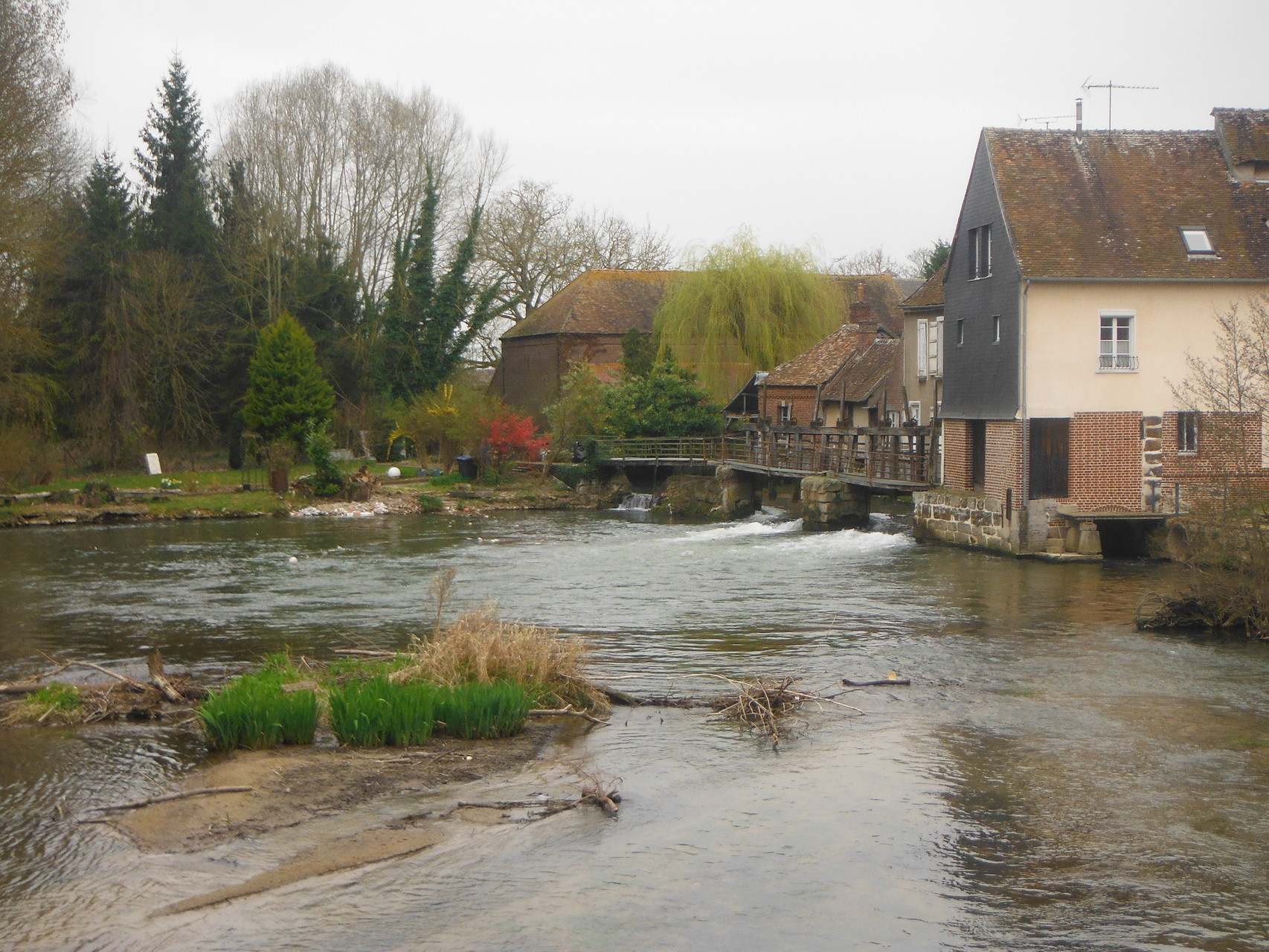 Moulin à draps, Therdonne