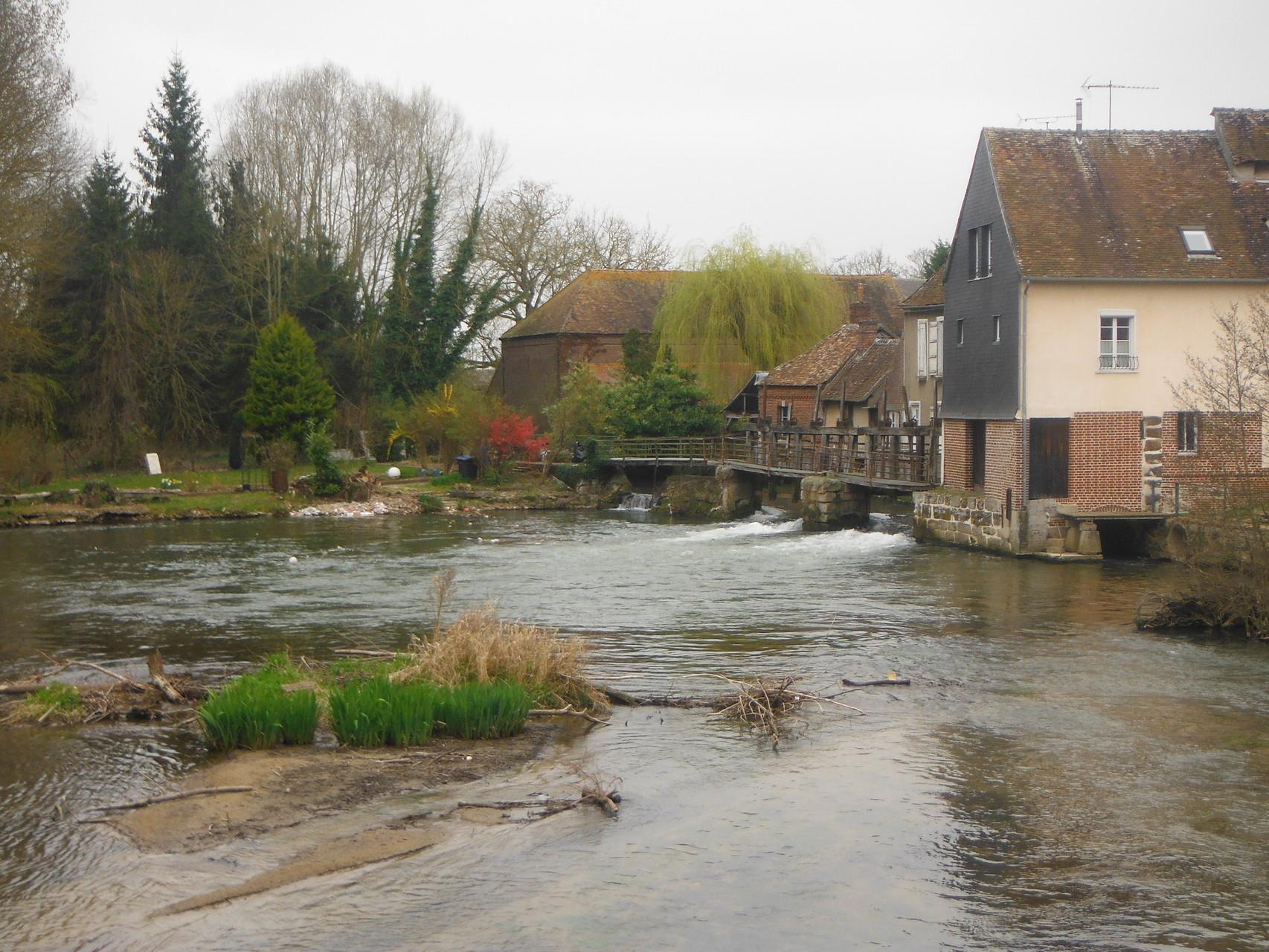 Moulin à draps, Therdonne