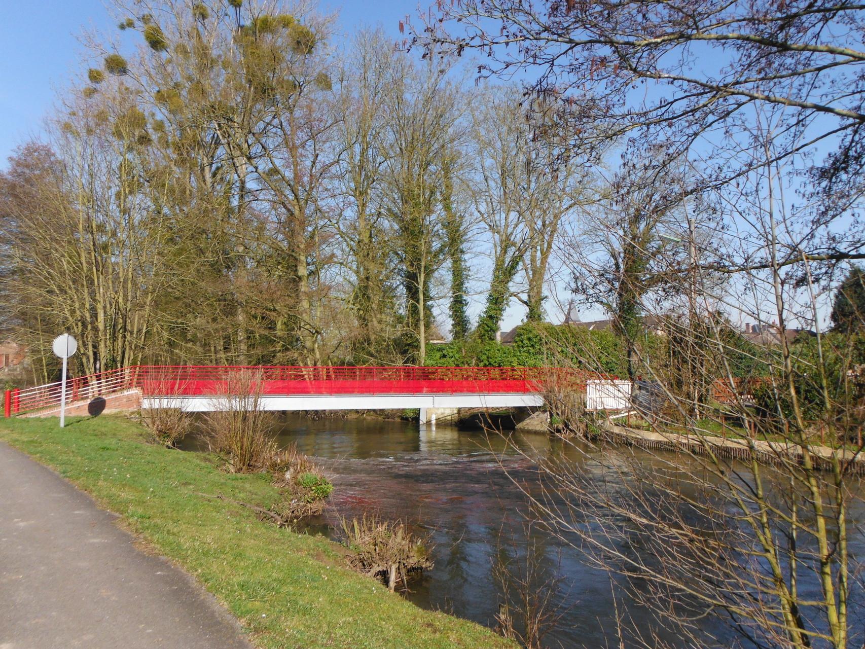 Pont Germer, Rochy-Condé
