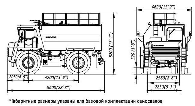 БелАЗ-76473