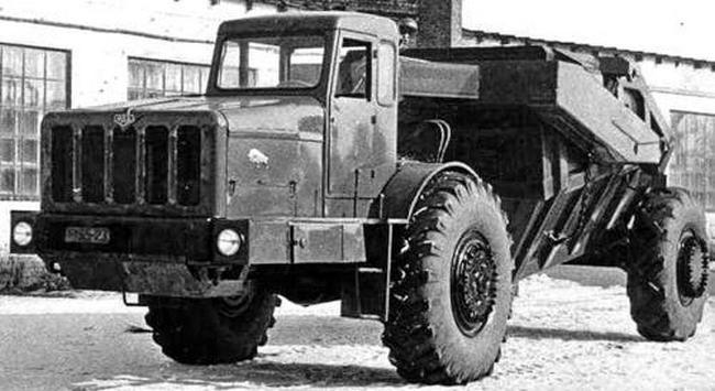 МАЗ-529В