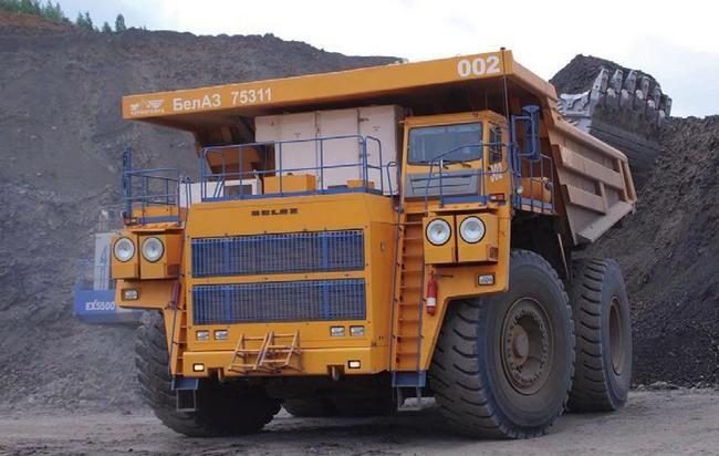 БелАЗ-75311