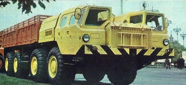 МАЗ-543П