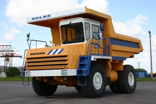 БелАЗ-7540А