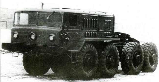 МАЗ-535В