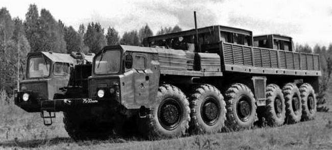 МАЗ-547Э