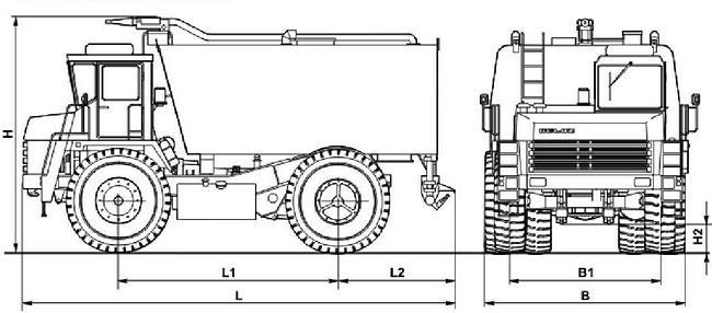 БелАЗ-7647