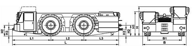 БелАЗ-7421