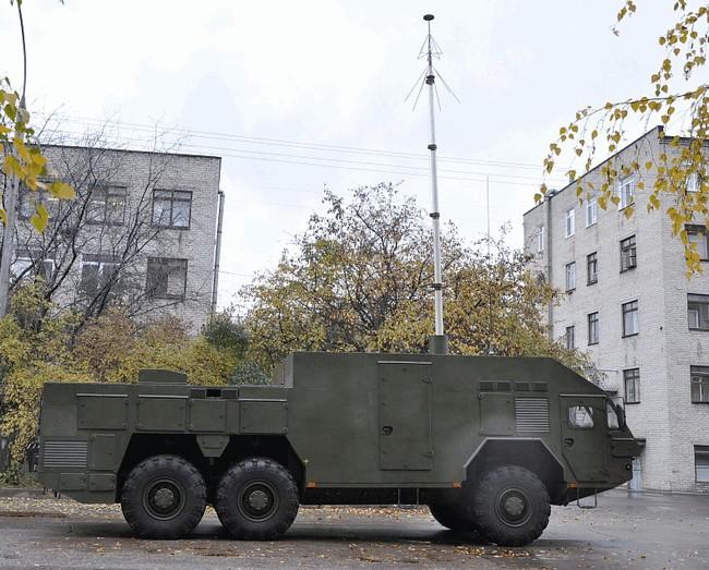 """МЗКТ-69221-130 КП """"Бук-М2"""""""