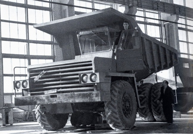 1-й опытный экземпляр. 1961 г.