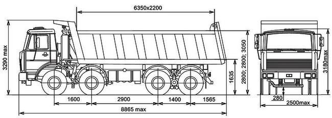 МЗКТ-651510