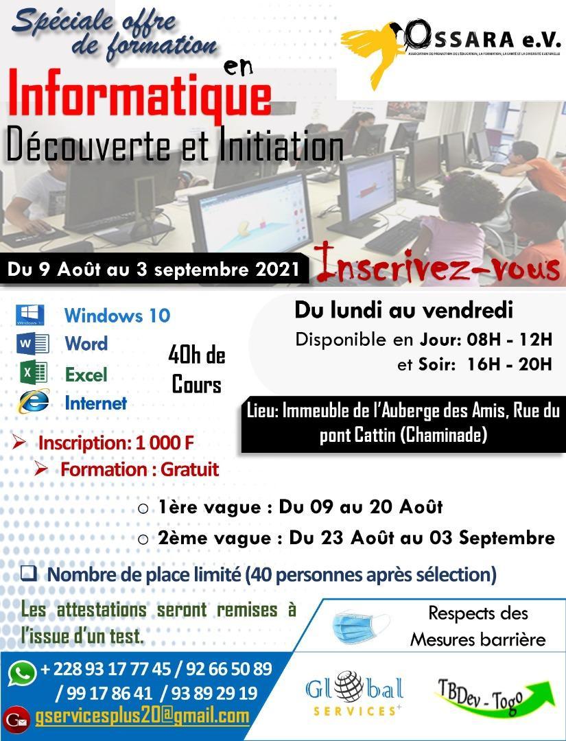 Computer Training für Schüler*innen und Studierende