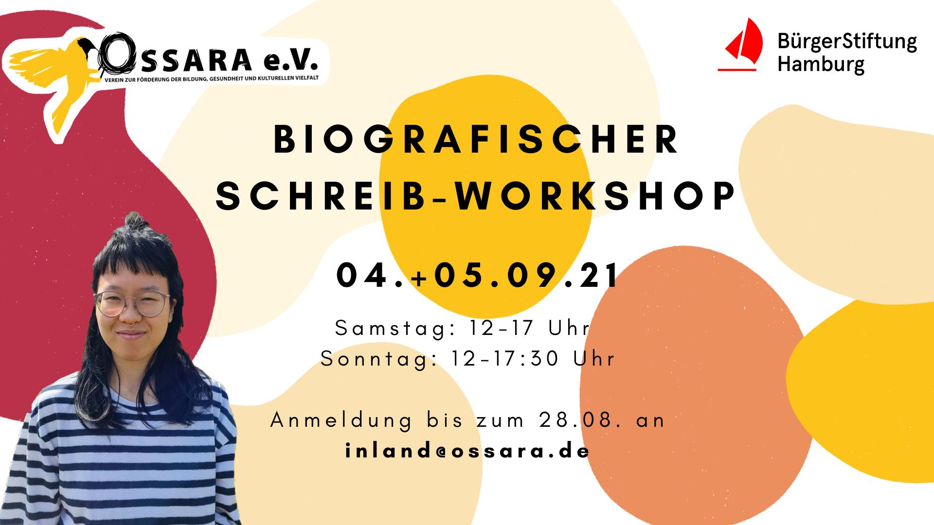 Biografischer Schreib-Workshop