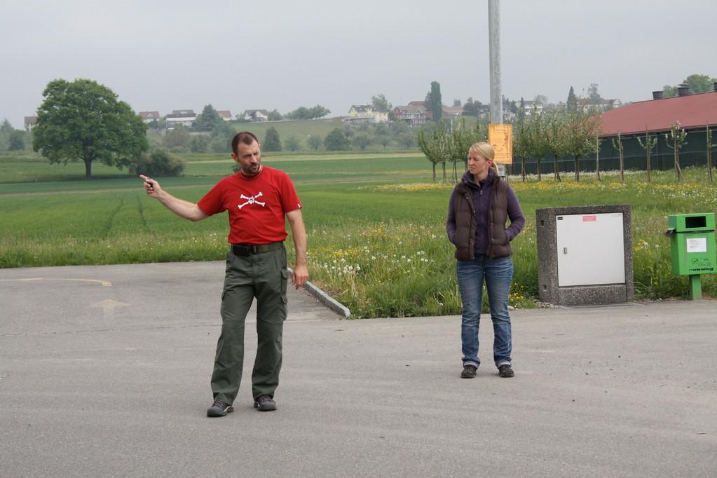 Jörg und Steffi