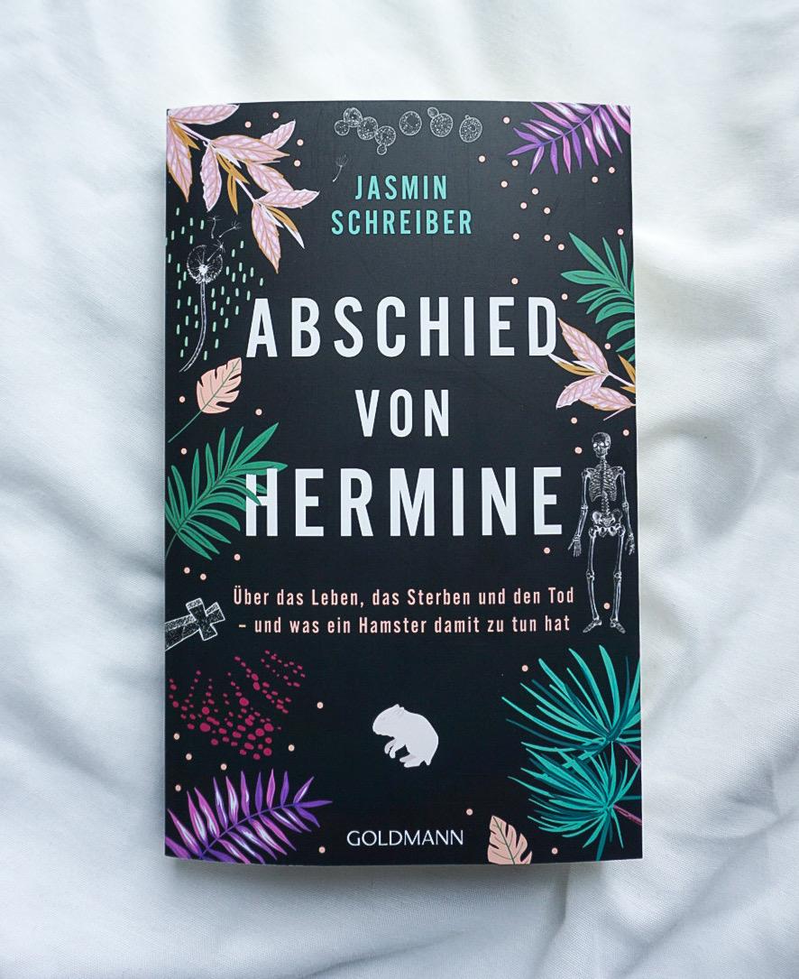 """""""Abschied von Hermine"""" von Jasmin Schreiber"""